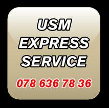 primestyle usm haller express service